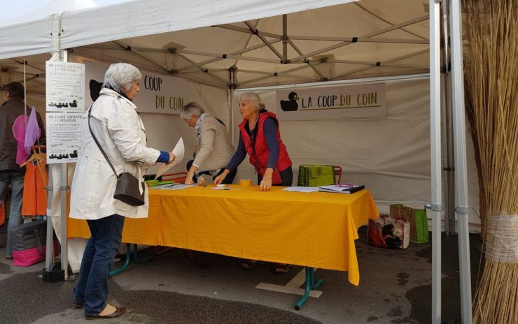 Stans Les amis de La Coop du Coin, Les Automnales Trignac, 2017